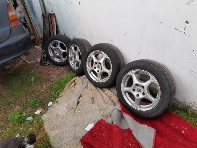 Vendo rodas Mercedes classe A