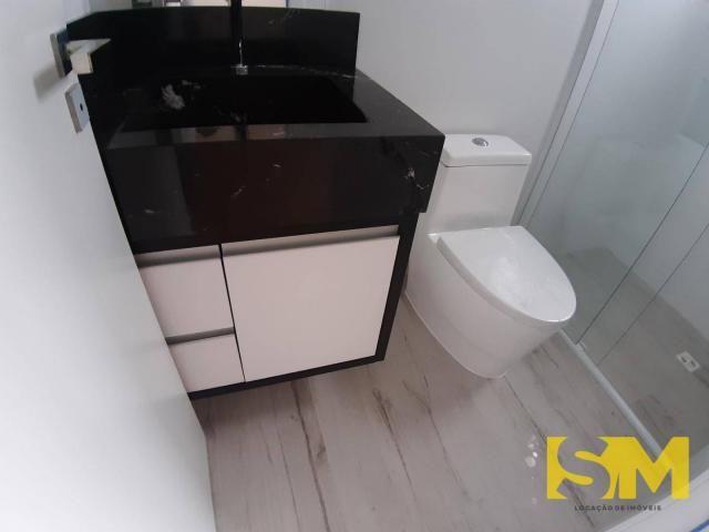 Apartamento com 2 dormitórios para alugar, 72 m² por R$ 1.700/mês - Bom Retiro - Joinville - Foto 16