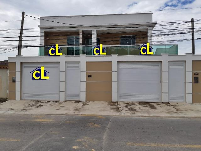 Casa de 03 quartos,novíssima, em Itaguaí