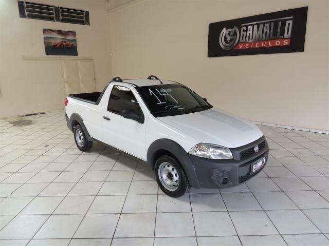 Fiat Strada 2014/2014 1.4 Working CS Flex 2P