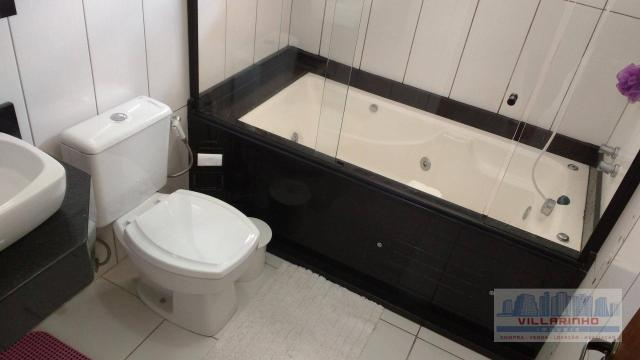 Villarinho vende excelente casa com 3 suítes c/piscina, 2 vagas- 223 m² por r$ 650.000,00  - Foto 12