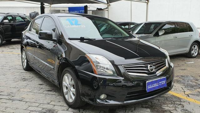 Nissan sentra Sr 2.0 automatico
