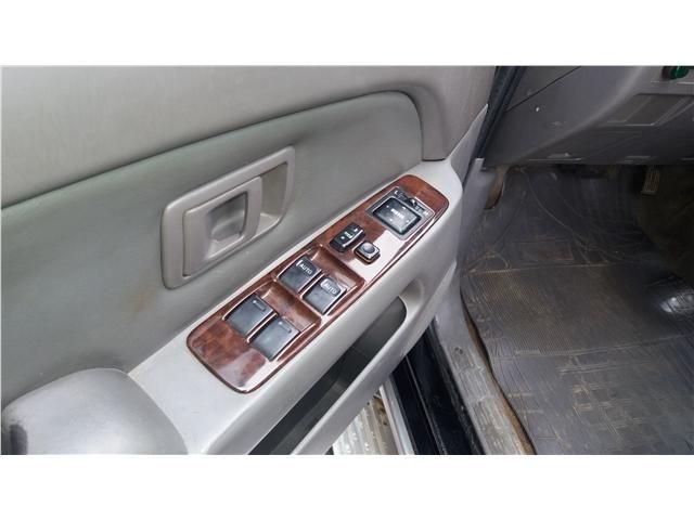 Toyota Hilux sw4 3.4 4x4 v6 24v gasolina 4p automático - Foto 10