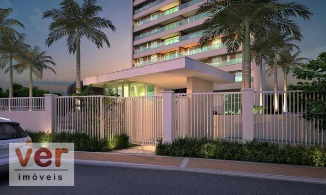 Apartamento à venda, 110 m² por R$ 700.000,00 - Salinas - Fortaleza/CE - Foto 2