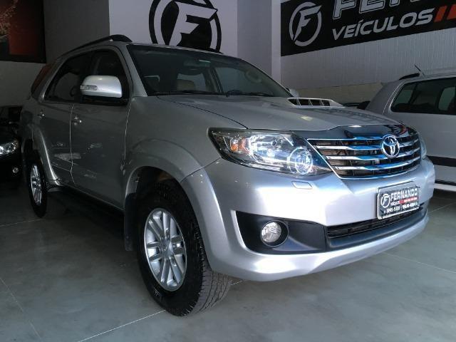 Toyota Hilux Sw4 3.0 Srv 4X4 7 Lugares 16V Turbo Intercooler Diesel 4P Automatico - Foto 2