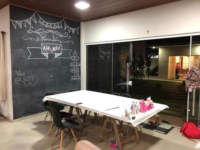Linda Casa Alto Padrão 200 m2 - Terreno 625 m2 - Sta Cruz - Palmas PR - Foto 17