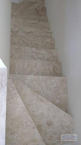 Villarinho vende excelente casa com 3 suítes c/piscina, 2 vagas- 223 m² por r$ 650.000,00  - Foto 20