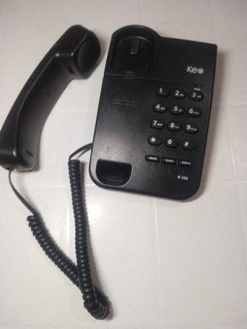 Telefone Intelbrás Com Fio Keo K103