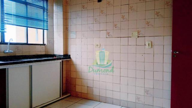 Apartamento com 2 dormitórios para alugar, 96 m² por R$ 1.500/mês no Centro em Foz do Igua - Foto 9