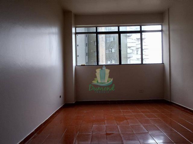 Apartamento com 2 dormitórios para alugar, 96 m² por R$ 1.500/mês no Centro em Foz do Igua - Foto 12