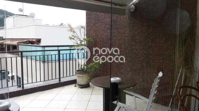 Apartamento à venda com 4 dormitórios em Laranjeiras, Rio de janeiro cod:LB4CB14105 - Foto 2