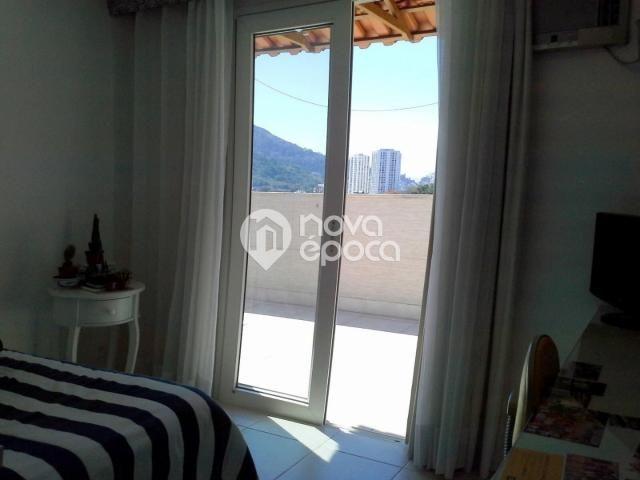 Apartamento à venda com 3 dormitórios em Cosme velho, Rio de janeiro cod:LB3CB26548 - Foto 19