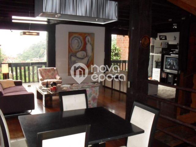 Casa à venda com 3 dormitórios em Cosme velho, Rio de janeiro cod:BO3CS37990 - Foto 18