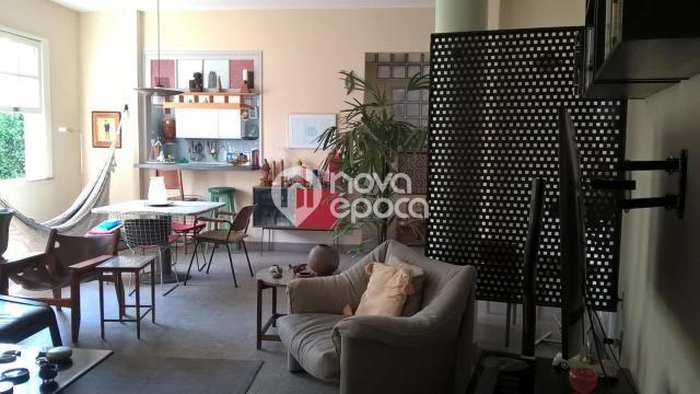 Apartamento à venda com 3 dormitórios em Cosme velho, Rio de janeiro cod:FL3AP36506 - Foto 6
