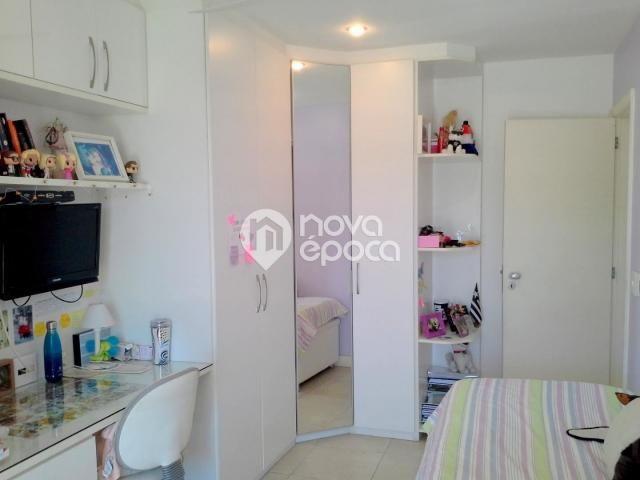 Apartamento à venda com 3 dormitórios em Cosme velho, Rio de janeiro cod:LB3CB26548 - Foto 18