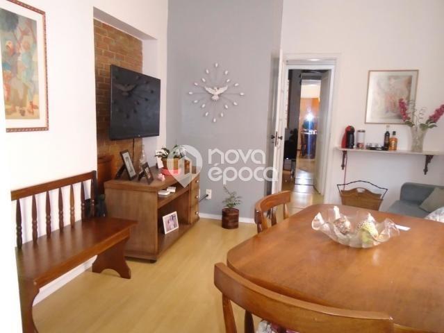 Apartamento à venda com 2 dormitórios em Cosme velho, Rio de janeiro cod:FL2AP35758