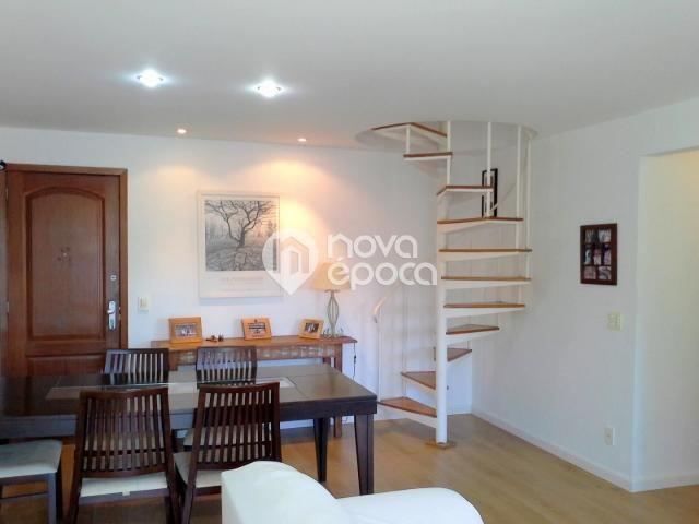 Apartamento à venda com 3 dormitórios em Cosme velho, Rio de janeiro cod:LB3CB26548 - Foto 7