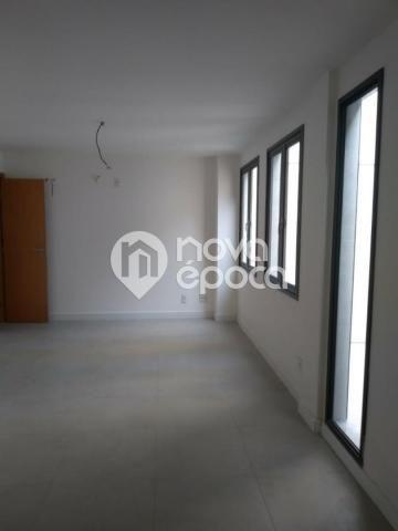 Apartamento à venda com 3 dormitórios em Maracanã, Rio de janeiro cod:SP3AP36756 - Foto 2