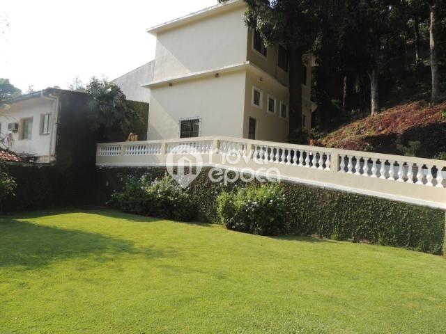 Casa à venda com 5 dormitórios em Cosme velho, Rio de janeiro cod:FL6CS17347 - Foto 2