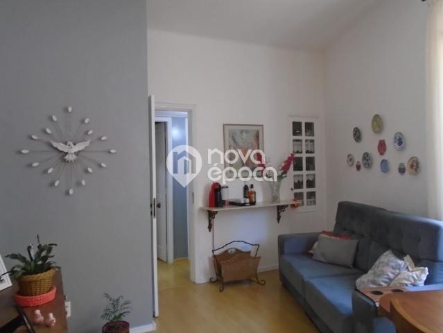 Apartamento à venda com 2 dormitórios em Cosme velho, Rio de janeiro cod:FL2AP35758 - Foto 6