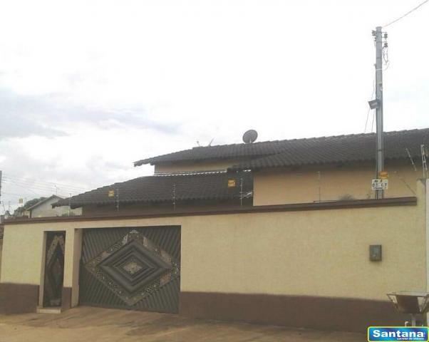 Casa à venda com 3 dormitórios em Itaguai i, Caldas novas cod:2789 - Foto 7