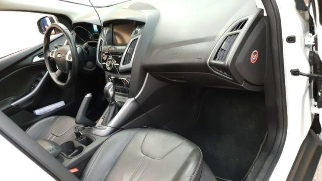 Ford Focus Sedan Titanium Plus 2.0 Completíssimo - Foto 8