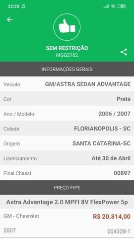 Astra 2006/07