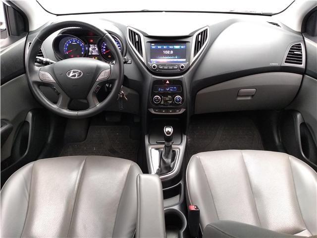 Hyundai Hb20s 1.6 premium 16v flex 4p automático - Foto 12