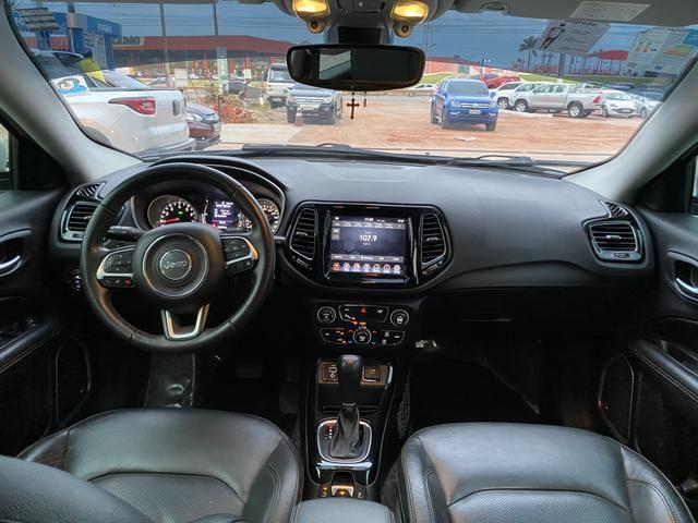 Jeep Compass Night Eagle 2.0 Flex Aut. 2018 - Foto 5