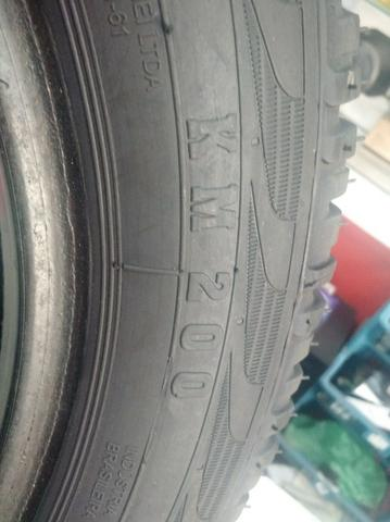 Pneu 205/60 R16 Remold (desenho Pirelli Scorpion Atr) - Foto 8