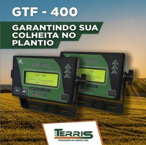 Monitor de Plantio Terris Tecnologia