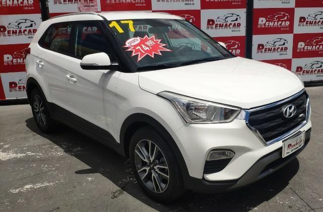 Hyundai creta 2017 automático raridade unica dona - Foto 8