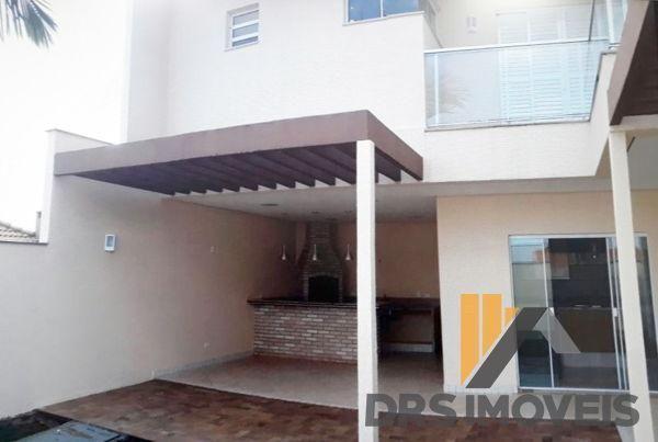 Casa sobrado em condomínio com 3 quartos no condomínio royal forest & resort - bairro roya - Foto 12