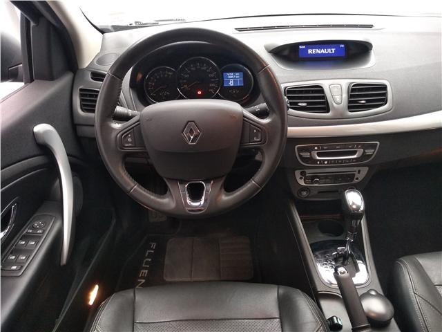 Renault Fluence 2.0 dynamique 16v flex 4p automático - Foto 13