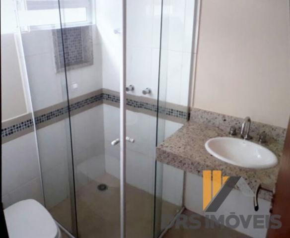 Casa sobrado em condomínio com 3 quartos no condomínio royal forest & resort - bairro roya - Foto 10