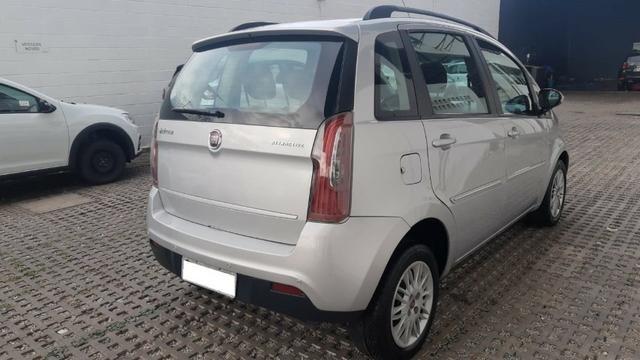 Fiat Idea Attractive 1.4 12/13, Manual, Prata, Completo, Veículo Repasse - Foto 2