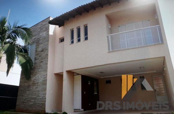 Casa sobrado em condomínio com 3 quartos no condomínio royal forest & resort - bairro roya