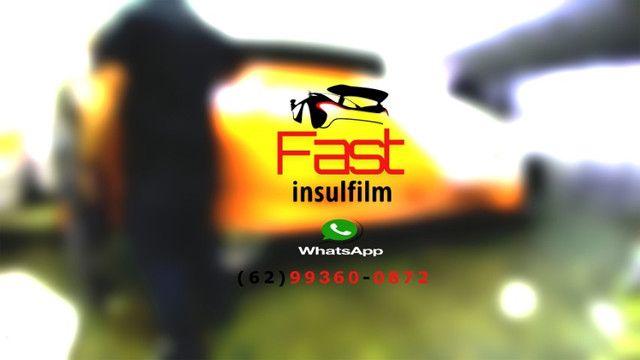 Insulfilm Fast insulfim Goiânia e entorno
