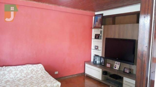 Sobrado com 3 dormitórios à venda, 140 m² por R$ 350.000,00 - Uberaba - Curitiba/PR - Foto 2