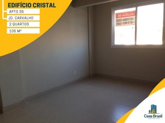 Apartamento com 2 quartos e 2 vagas para alugar em Ponta Grossa - Jardim Carvalho - Foto 15