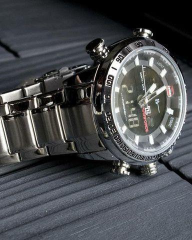 Relógio Naviforce NF 9093 c/ cx de Luxo - Foto 6