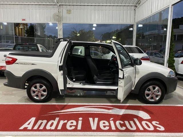 Fiat Strada 1.4 Freedom CD Três Portas (Flex) Completa Zero Km 2020 - Foto 5