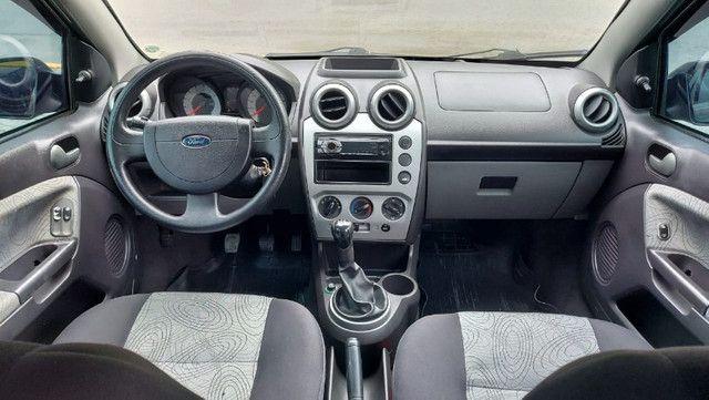 Fiesta 1.0 8v Sedan 2008 Completo - Foto 7