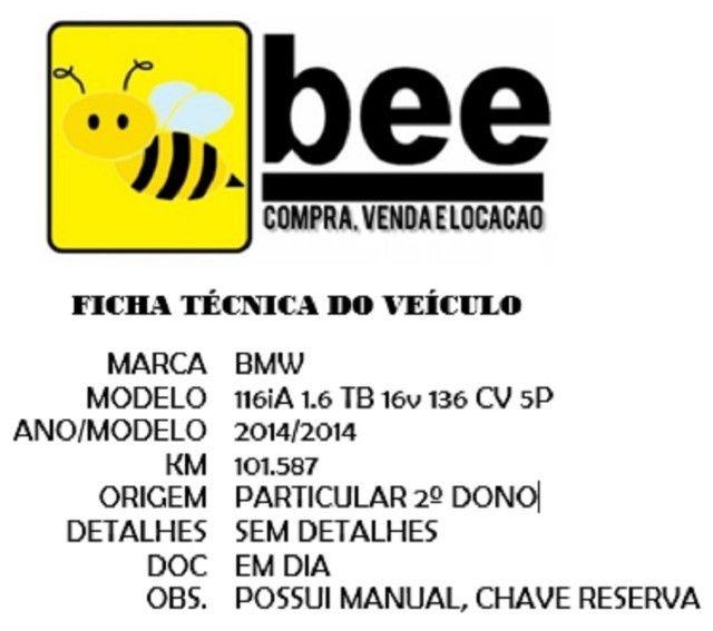Bmw - 116i 1.6T 16v - Foto 15