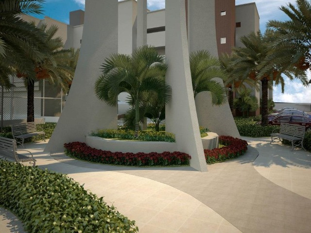 Construção monteplan, apartamentos de 2 quartos - Foto 2