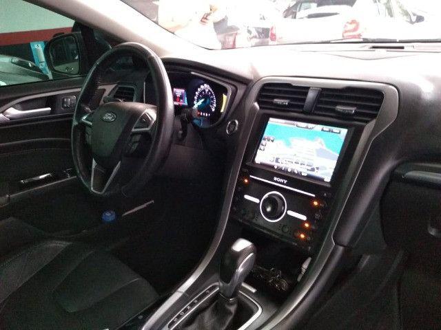 Ford Fusion Titaniun AWD 2.0 gasolina 2016 - Foto 8