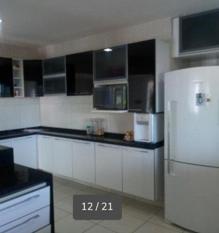 Casa com 4 quartos, garagem p/ 5 carros, piscina em Jardim Fragoso - Foto 8