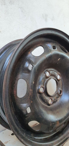Roda do fox g2 aro 14 de 5 furos.   - Foto 3