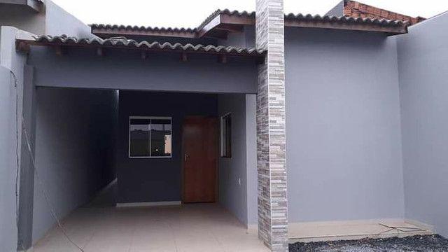 Casa nova com suíte e edícula no canelas nova fronteira - Foto 3