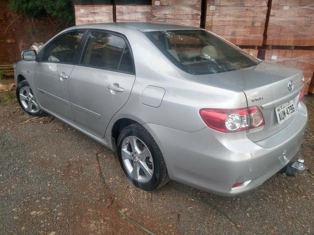 Toyota Corolla 2012 Tenha o seu com 10mil mais Mensais de 668,00 - Foto 4